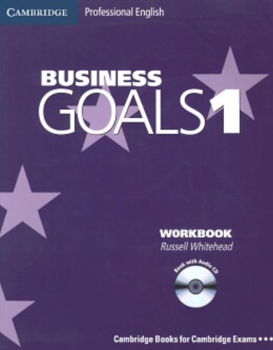 Business goals. Workbook. Con CD Audio. Per le Scuole superiori: 1