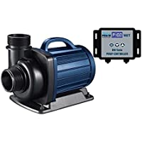 AquaForte Filter-/Teichpumpe DM-20000 Vario, 34-187W, Förderhöhe 7m, regelbar