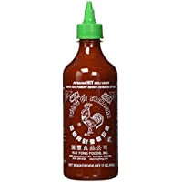 Sriracha, Hot Chili Sauce, 17 oz (482 g)