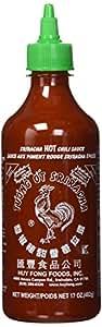 Sriracha, Hot Chili Sauce, 17 oz (482 g)