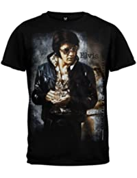 Old Glory - Elvis Presley - Mens Photo T-shirt