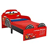 Worlds Apart 506CCC  Lightning McQueen Toddler Kinderbett, 143 x 77 cm