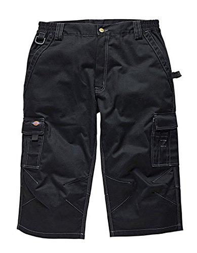 """Dickies 3/4-Hose """"Industry300"""", 1 Stück, 52, schwarz, IN30070 BK 52"""