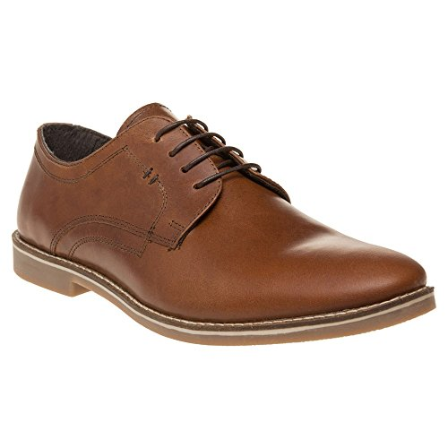 Red Tape Campton Homme Chaussures Fauve Fauve