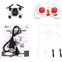 Price comparsion for Formulaone Hubsan H111 4 Channels 2.4GHz Mini RC Quadcopter Portable UFO Drone with 6-axis Gyro System & Bright LED Light