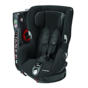 Maxi-Cosi Axiss Toddler Car Seat Group 1, Swivel Car Seat, 9 Months-4 Years, Nomad Black, 9-18 kg   15