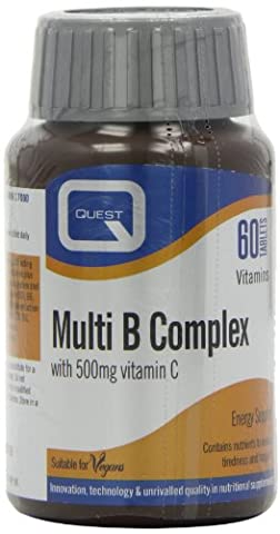 Quest Multi B Complex - 60 Tablets