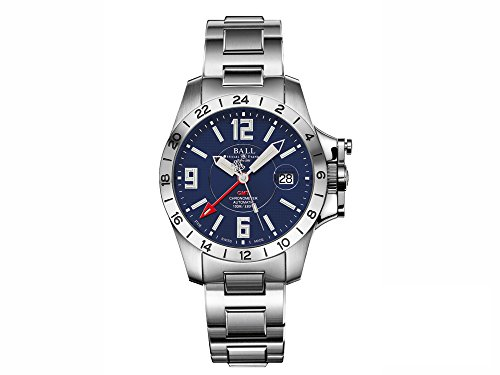 Ball Engineer Hydrocarbon Magnate GMT, COSC, GM2098C-SCAJ-BE