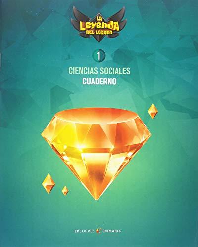 Cuaderno Ciencias Sociales 1º  Genérico