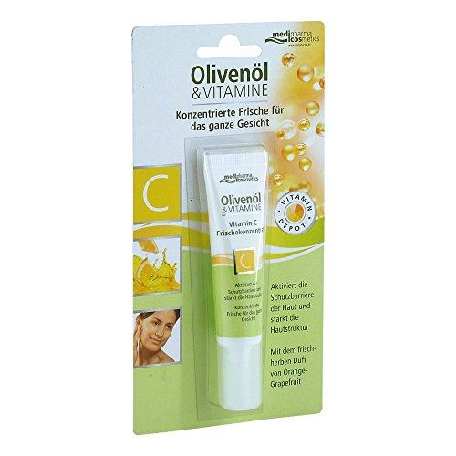 Olivenöl & Vitamin C Frischekonzentrat 15 ml