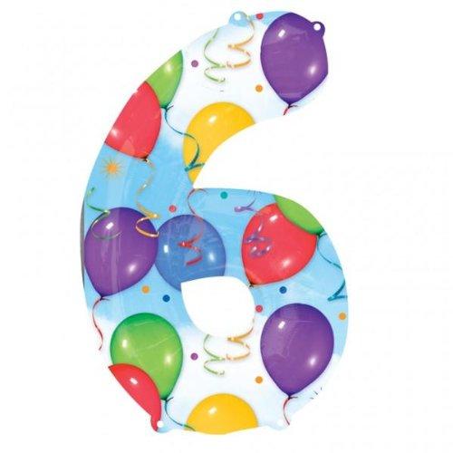 riesen-ballon-gonflable-chiffre-6-ans-motif-ballons-88-cm-livre-sans-adaptes-55-x-88-cm