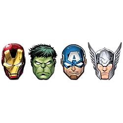 Procos máscaras Avengers Mighty, Multicolor, 5pr87976
