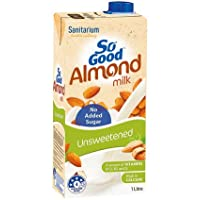 Sanitarium Almond Unsweetened So Good Condensed Milk- 1 Liter