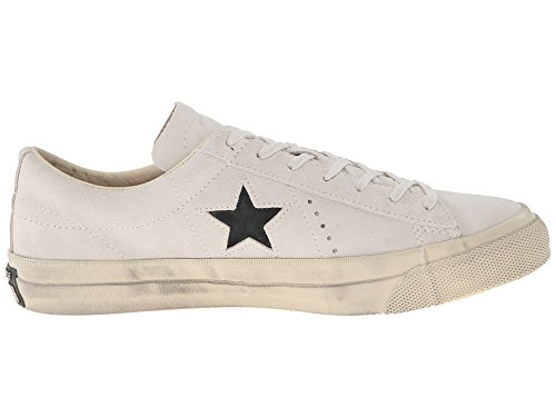 CONVERSE by JOHN VARVATOS - Baskets basses - Homme - Sneakers One Star Burnished Suede Mastic pour homme Blanc