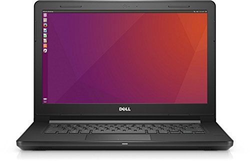 Dell Vostro 3468 Intel Core i3 7th Gen 14-inch Laptop (4GB/1TB HDD/Ubuntu/Black/2 Kg)