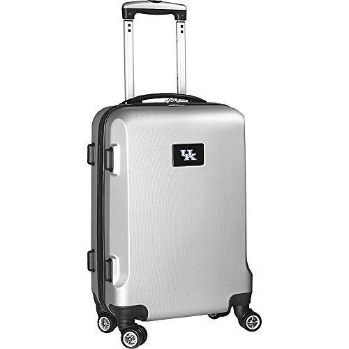 ncaa-kentucky-wildcats-carry-on-hardcase-spinner-silver-by-denco