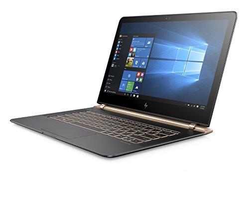 "HP Spectre 13-v101nf 2.70GHz i7-7500U 13.3"" 1920 x 1080Pixel Nero, Rame"
