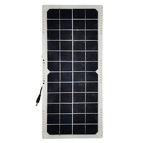 Ardentity Solarpanel kit 12V 40W, Solarmodul Solar-Set Solaranlage Solarenergie für RV, Caravan, Wohmobil, Hause, Camping