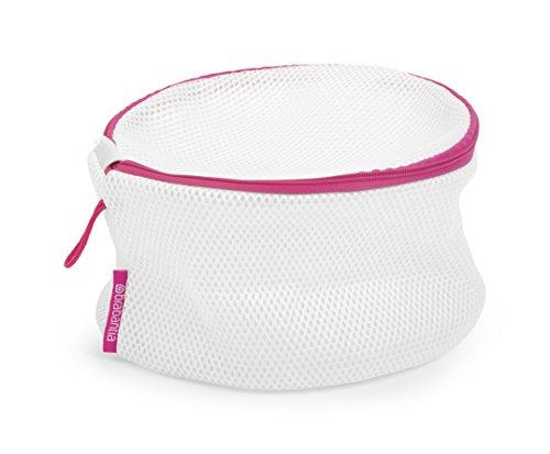 Brabantia 105463 - Bolsa para lavadora para ropa delicada, color blanco