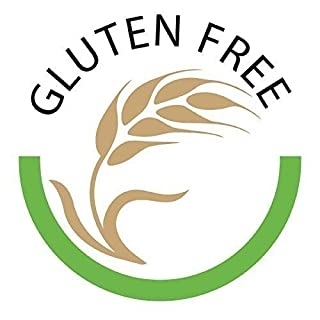 Vogue Gluten Free Food Labels - Pack of 1000