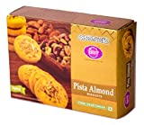#7: Karachi Bakery Pista Almond with Saffron Biscuits, 400g