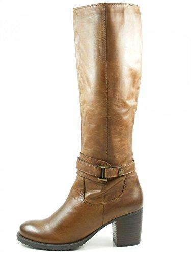 Spm Braun Boot Bottes 20077272 Femme High Pour x40T6q1z4w