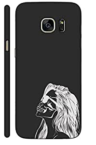 Aatank Premium Printed Mobile Case Back Cover for Samsung Galaxy S6