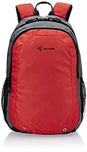 The Vertical Recon Red Casual Backpack (VR/REC04BP/PRO2015)