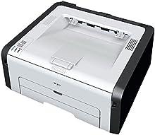 Ricoh SP 211 - Impresora láser (GDI, USB 2.0, 1200 x 600 DPI, A4, Laser, 50/60)