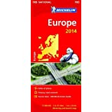 Europe 2014 National Map 705 (Michelin National Maps)