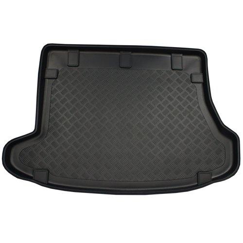 Über 30 Designs (ZentimeX Z998421 Kofferraumwanne fahrzeugspezifisch schwarz RIFFELBLECH-DESIGN)