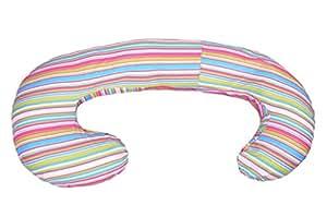 coussin pre/post natal usages multiples (dessin: bandes du couleur 1)