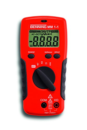 Benning 044081 MM 1-1 Digital-Multimeter