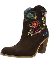 70c7d4f3048 Amazon.es  Desigual - Botas   Zapatos para mujer  Zapatos y complementos