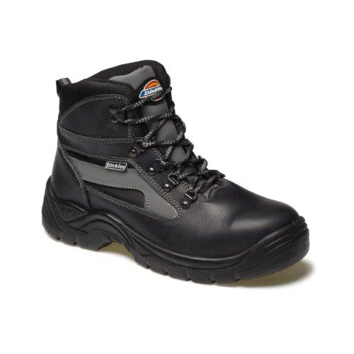 Dickies Severn - Chaussures montantes de sécurité - Homme Noir - Nero (nero)