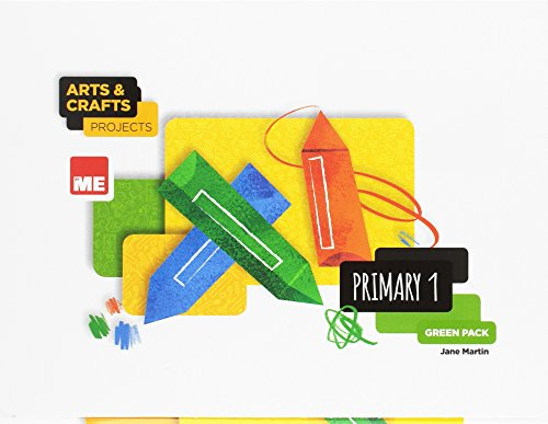 Arts and Crafts Projects 1º Green Pack (Arts&Crafts Projects) - 9788416888160