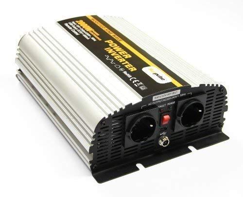 Spannungswandler MS 12V 2000/4000 Watt Inverter Wechselrichter 2000 Inverter