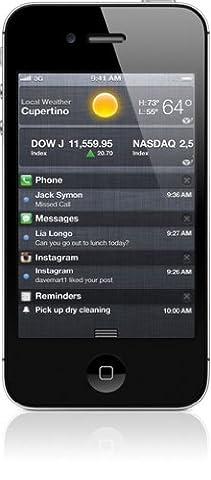 Apple iPhone 4S Smartphone (8,9 cm (3,5 Zoll) Touchscreen Display,