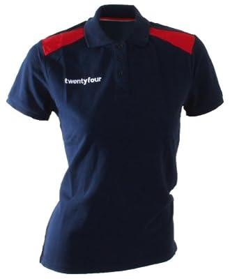 Twentyfour Damen Norge Poloshirt in Norwegen Farben von Twentyfour auf Outdoor Shop