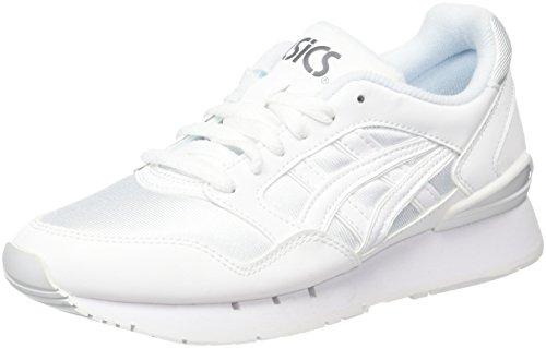 Asics Gel-Atlanis, Scarpe Running Unisex – Adulto Bianco (White/white)