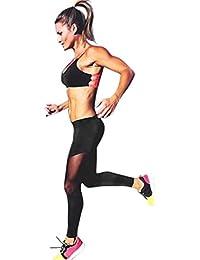 Leggings Femmes, Amlaiworld Dames Patchwork Maille Yoga Leggings Fitness Sport Pantalon