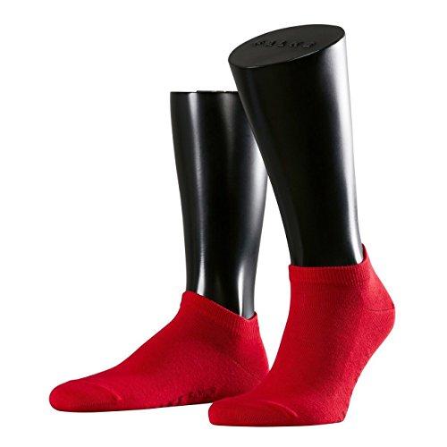 Preisvergleich Produktbild Falke Casual Herren Sneaker Socken Family Short 3er Pack ,  Größe:43-46;Farbe:Scarlet (8280)
