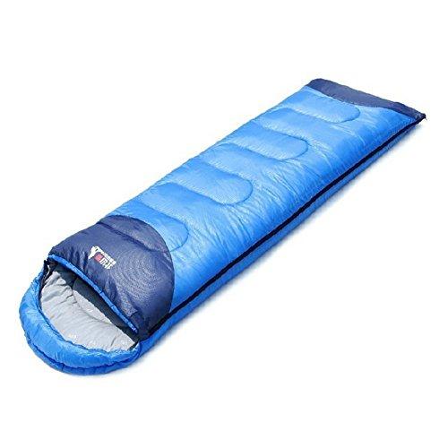 Stoga BSW-SL010 esterna portatile sacco a pelo ultra-light di sport di viaggio di campeggio sacco a pelo ispessimento busta caldo di emergenza impermeabile per adulti Travel Bag Sacco a pelo escursionismo