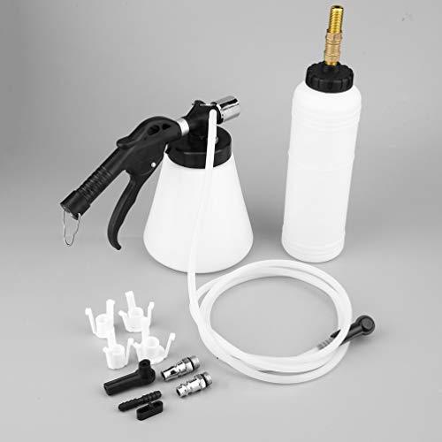 prinsong air pneumatic vacuum tool 90-120psi car brake system fluid oil  bleeder hydraulic van