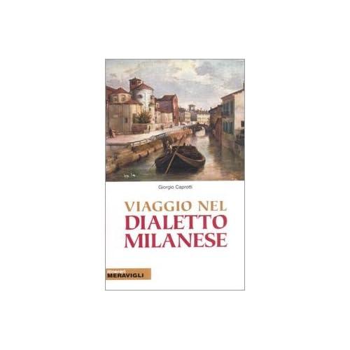Viaggio Nel Dialetto Milanese