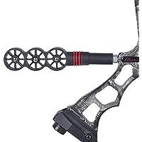 Bow Archery Estabilizador 8 Pulgadas De Choque De Absorción De Goma Estabilizador De Goma Suministros Compuesto De Tiro con Arco