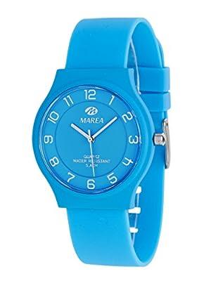 Reloj Marea Unisex B35519/13 Esfera 40mm Azul Celeste