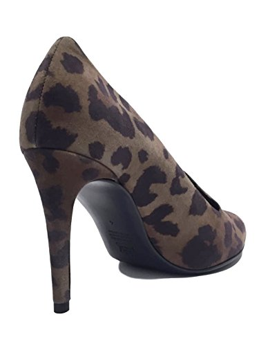 Kennel & Schmenger ,  Damen Pumps Dark Leopard Print Suede
