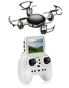 mini drone avec cam ra espion de top race t l command. Black Bedroom Furniture Sets. Home Design Ideas