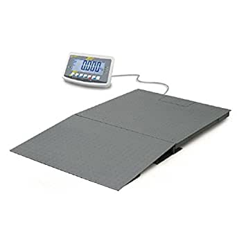 Kern & Sohn  wifa600s Zahlungsbilanz Boden BFB Skala, 200gr, 1000mm Länge x 1000mm Breite x 80mm Höhe